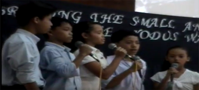 The Young Evangels – Kids Singing Group