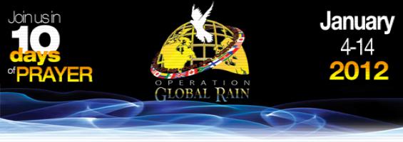operation global rain banner Jan 2012